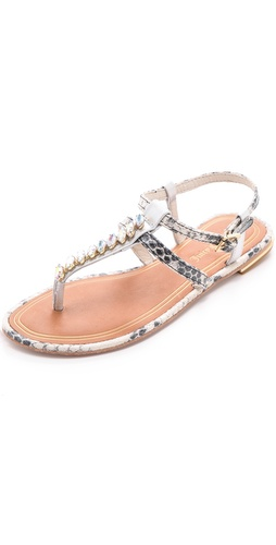 Juicy Couture Alaina Flat Sandals