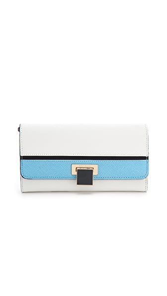 Juicy Couture Perry Continental Wallet