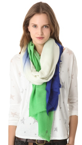 Juicy Couture Dip Dye Ombre Scarf