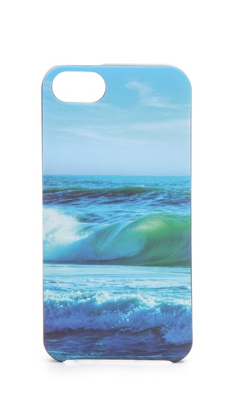 Juicy Couture Ocean Waves iPhone Case