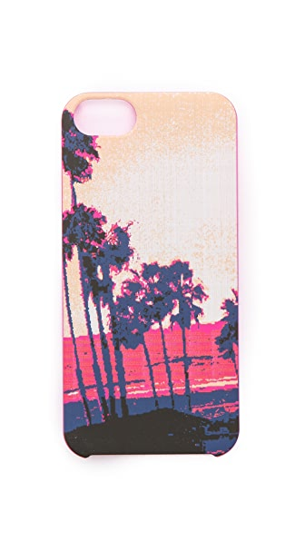 Juicy Couture Sunset Palms iPhone 5 / 5S Case