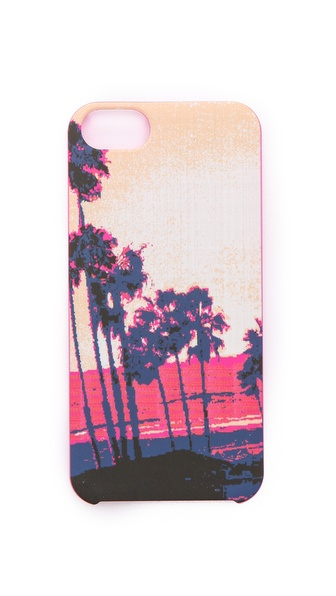 Juicy Couture Sunset Palms iPhone Case