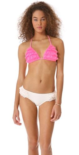 Juicy Couture Prima Donna Bikini Top