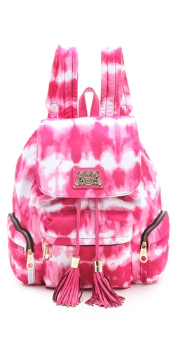 Juicy Couture Nylon Backpack