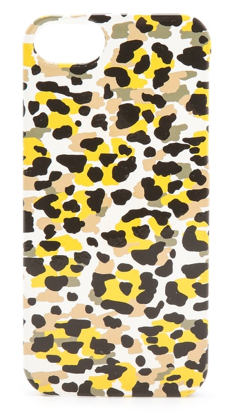 Juicy Couture Leopard iPhone 5 Case