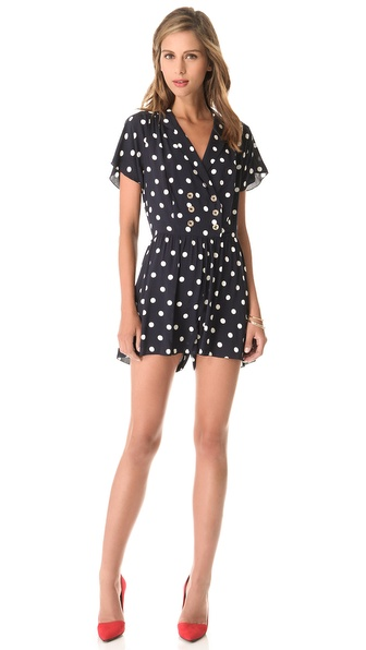 Juicy Couture Dottie Romper