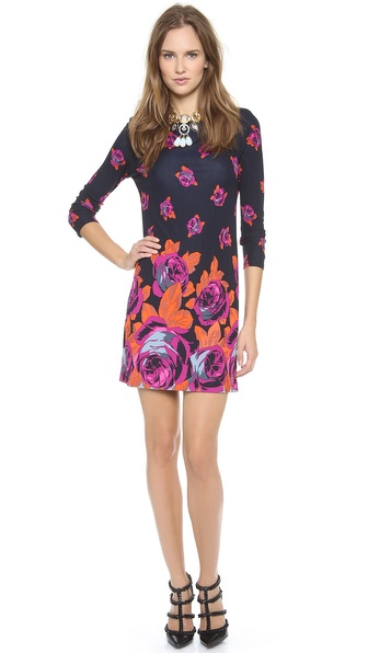 Juicy Couture Romantic Rose Dress