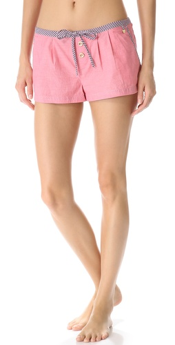 Juicy Couture Chambray Shorts at Shopbop / East Dane