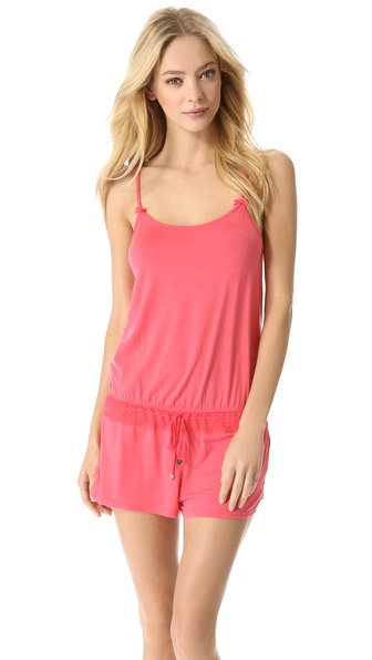 Juicy Couture Sleep Essential Romper