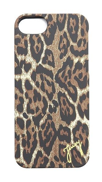 Juicy Couture Leopard iPhone 5 Case
