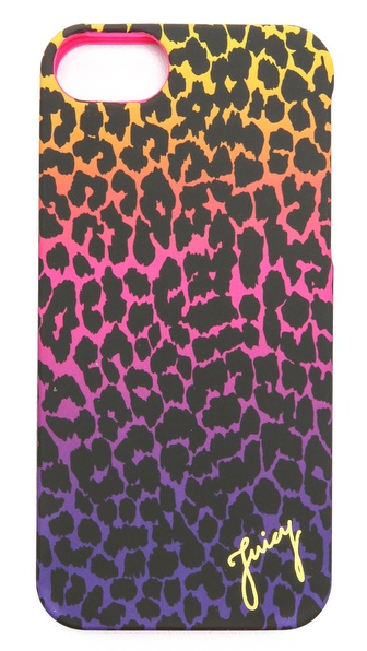 Juicy Couture Ombre Leopard Shadow iPhone 5 / 5S Case