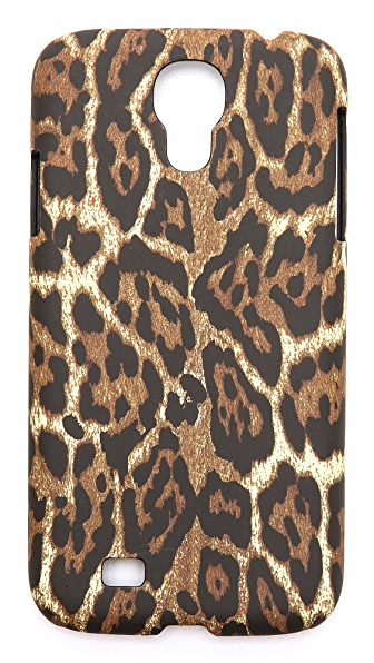 Juicy Couture Leopard Samsung Galaxy Phone Case