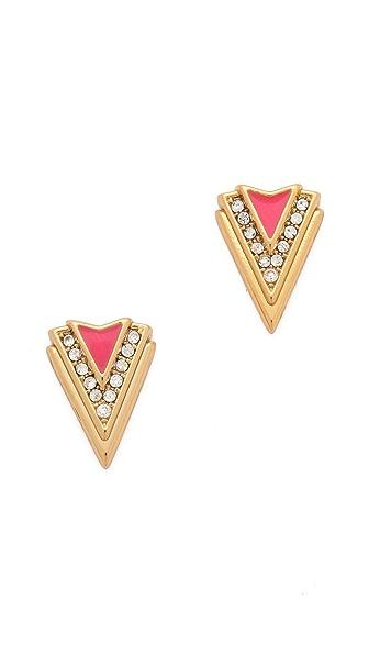 Juicy Couture Spike Stud Earrings