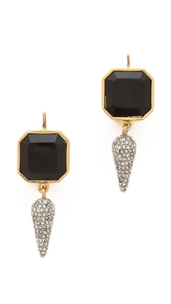 Juicy Couture Spike Drop Earrings
