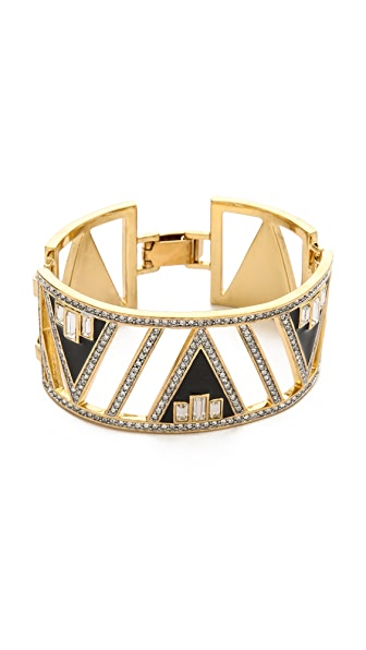 Juicy Couture Open Plate Bracelet