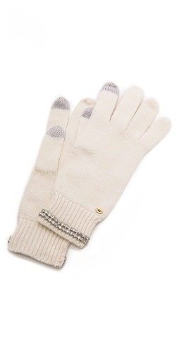 Juicy Couture Glamour Girl Texting Gloves at Shopbop / East Dane