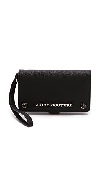 Juicy Couture Sophia Tech Wristlet
