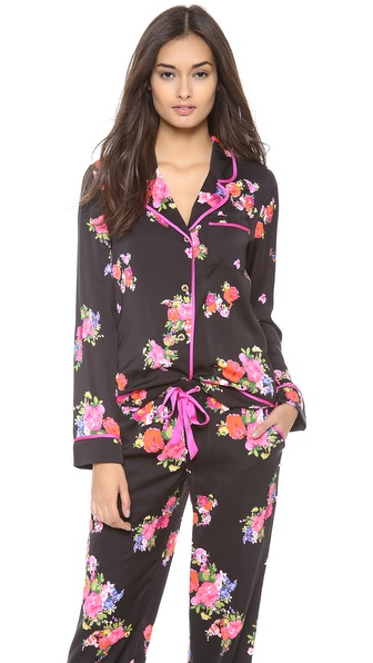 Juicy Couture Jazzy Floral PJ Top