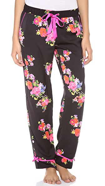 Juicy Couture Jazzy Floral PJ Pants