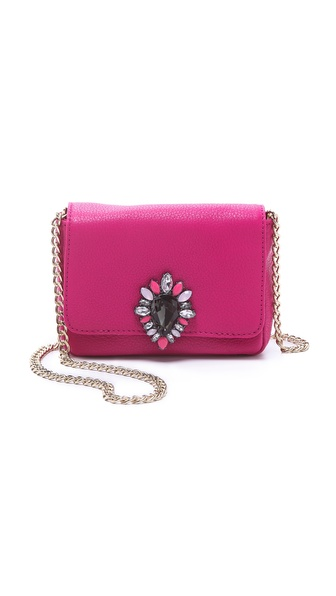 Juicy Couture Hollywood Hills Brooch Mini Bag