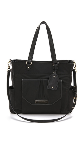 Juicy Couture Grove Hill Nylon Baby Bag