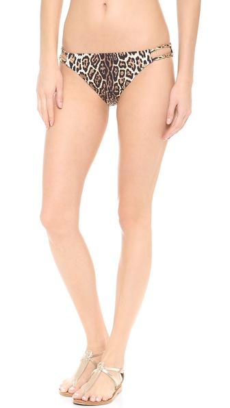 Juicy Couture Luxe Leopard Bikini Bottoms