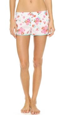 Juicy Couture Printed PJ Shorts