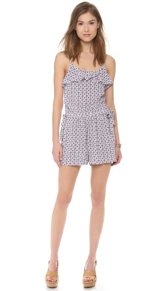 Juicy Couture Geo Del Mar Romper