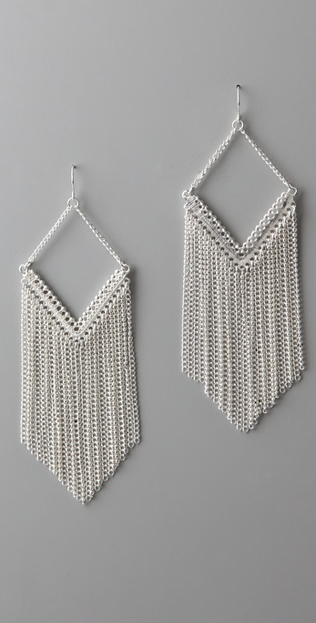 Jules Smith Fringe Earrings