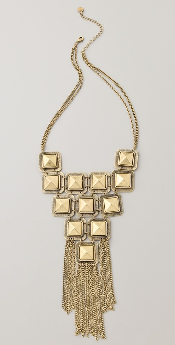 Jules Smith Egyptian Nights Bib Necklace