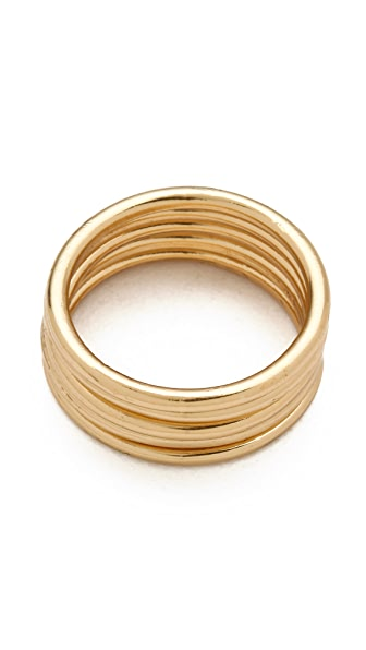 Jules Smith Edie Thin Stacking Rings