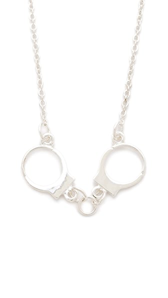 Jules Smith Frisky Charm Necklace