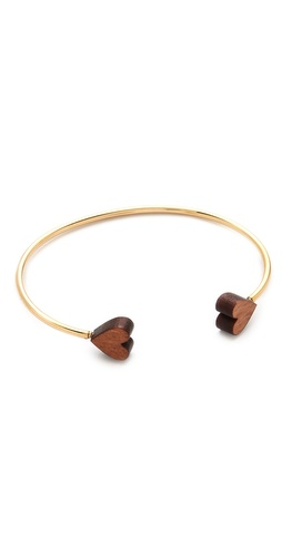 Jules Smith Nature's Heart Cuff