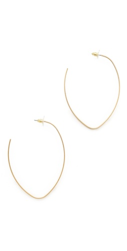 Jules Smith Repeller Hoop Earrings