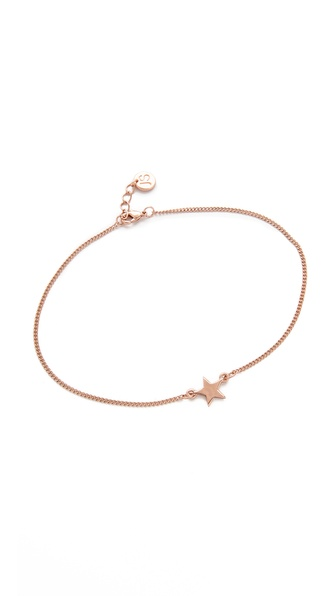 Jules Smith Star Ankle Bracelet