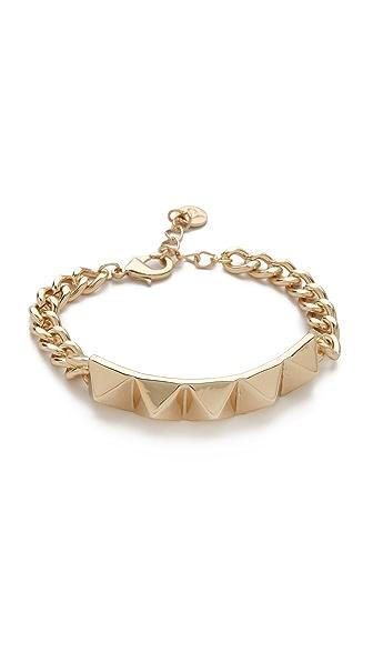 Jules Smith Pyramid Bracelet