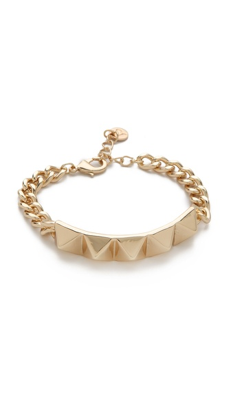 Jules Smith Pyramid Bracelet