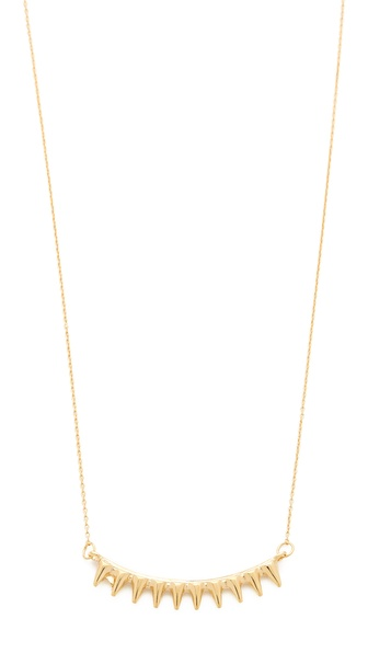 Jules Smith Katy Spike Necklace
