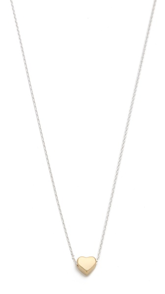 Jules Smith Heart Necklace