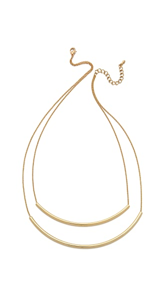 Jules Smith Double Bar Necklace