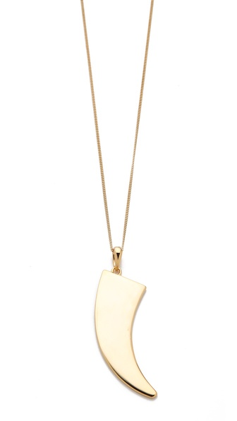 Jules Smith Safari Tusk Necklace