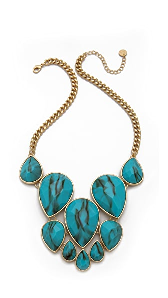 Jules Smith Tuquoise Necklace