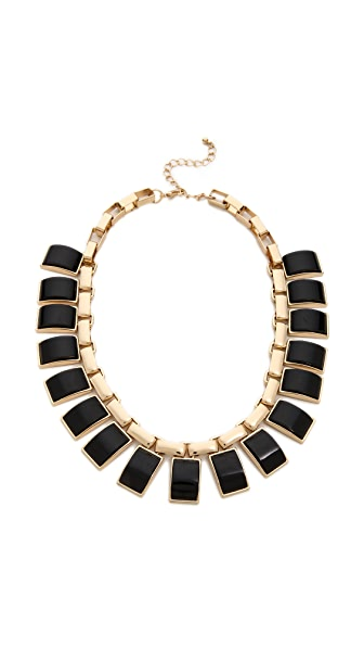 Jules Smith Vintage Enamel Necklace