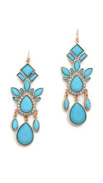 Jules Smith Drop Earrings