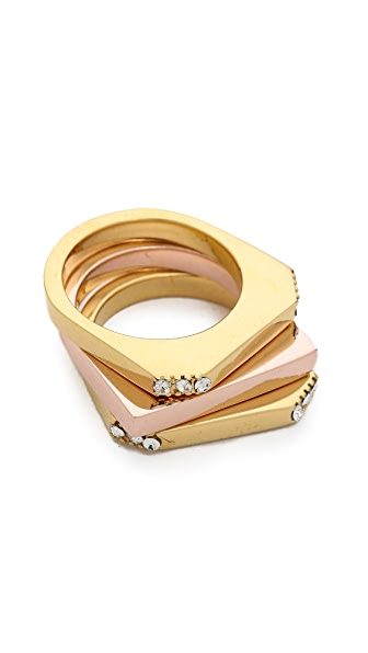 Jules Smith Stack Ring Set