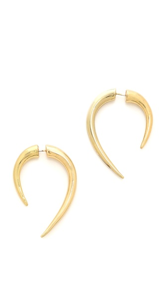 Jules Smith Claw Dagger Earrings