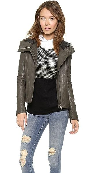 June Glove Leather Jacket