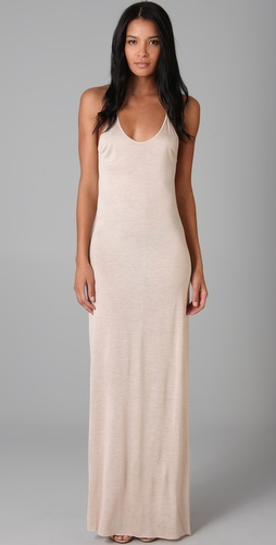 Kaelen Grandma Hannigan Long Jersey Dress