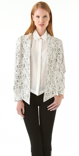 Shop Kaelen Cut Back Blazer and Kaelen online - Apparel,Womens,Jackets,Blazer, online Store