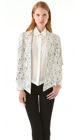 Kaelen Cut Back Blazer